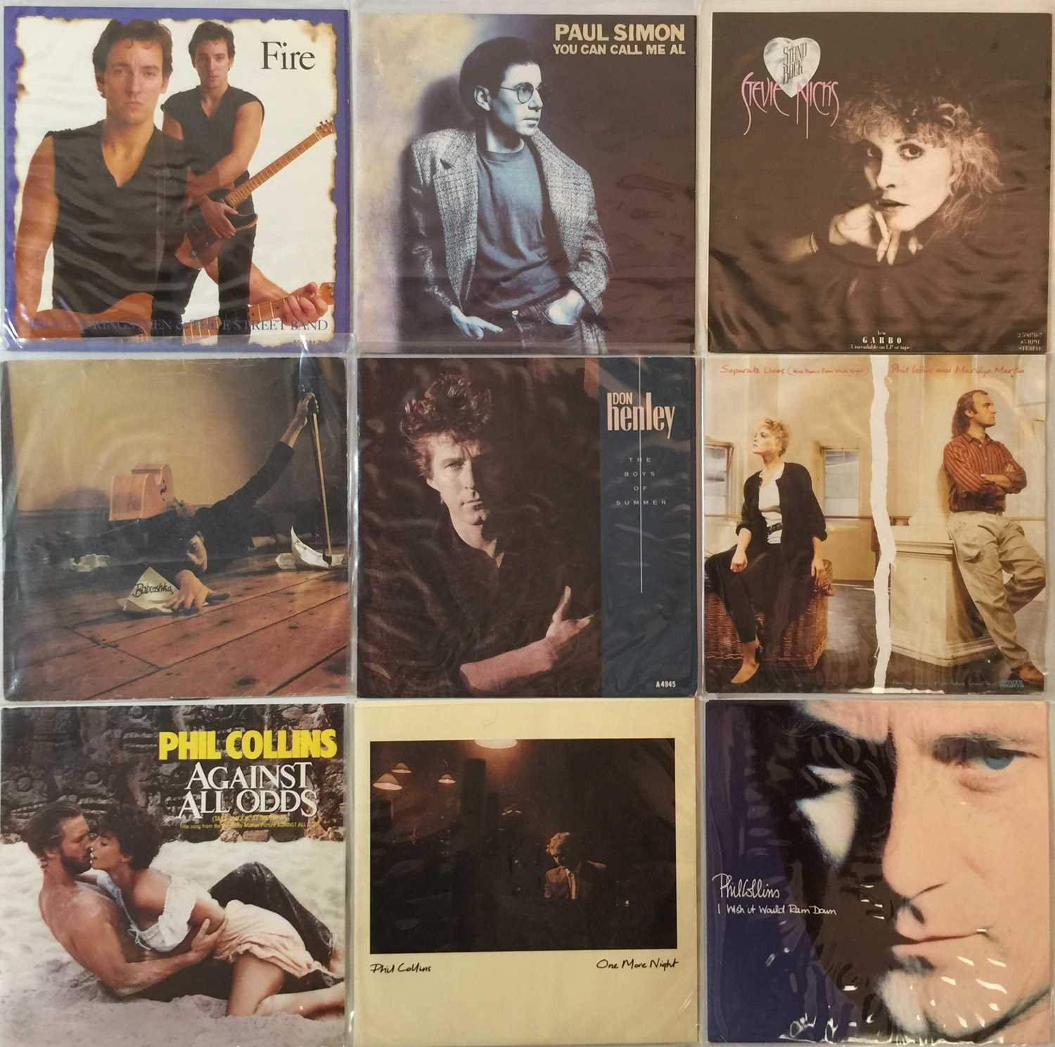 """CLASSIC ROCK & POP - 7"""" COLLECTION - Image 3 of 3"""