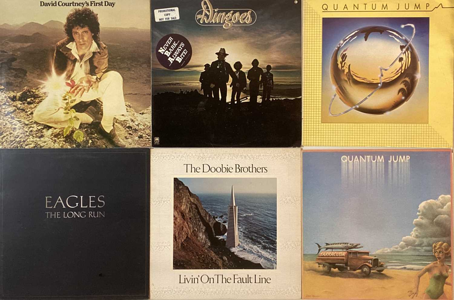 SOFT ROCK/ AOR - LPs - Image 4 of 6