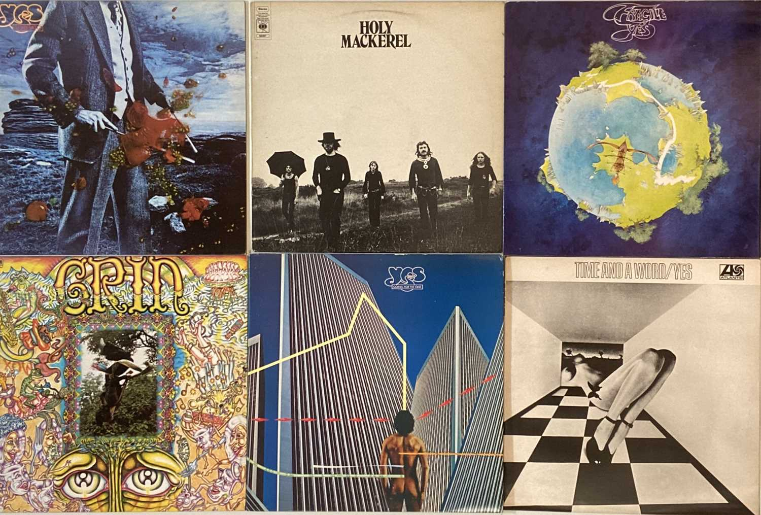 PROG/ PSYCH - LPs - Image 3 of 6