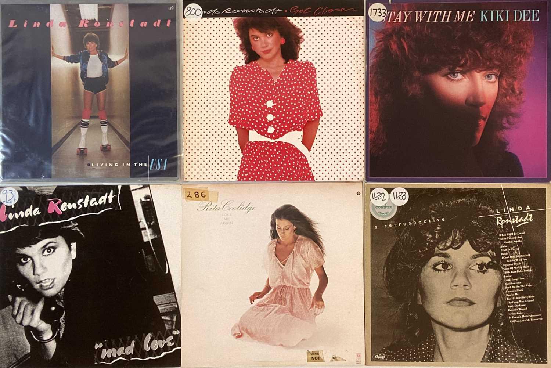 POP/ ROCK - FEMALE ARTIST LPs - Image 5 of 6