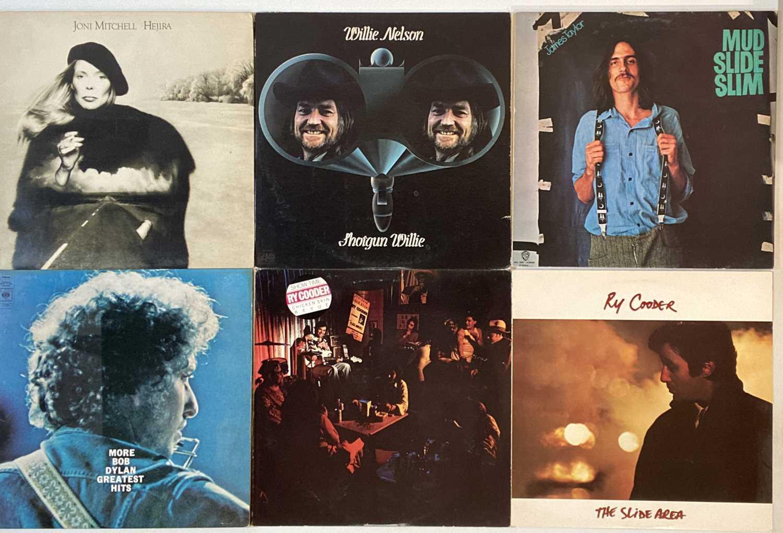 FOLK/ FOLK ROCK/ SINGER-SONGWRITER - LPs - Image 4 of 6