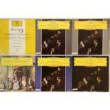 DEUTSCHE GRAMMOPHON - STEREO CLASSICAL LPs