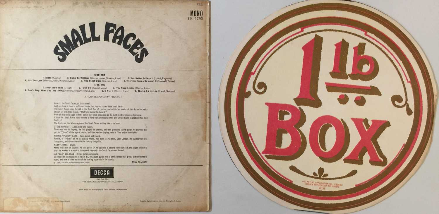 SMALL FACES - ORIGINAL UK LPs - Image 2 of 4
