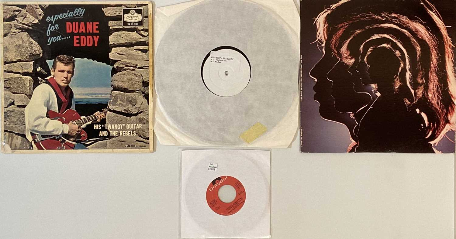 """MIXED GENRE (INC. BEATLES/STONES) - LPs/12""""/7"""" AND 78!) - Image 2 of 2"""