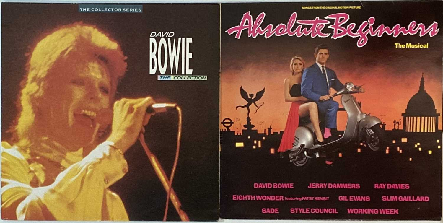 DAVID BOWIE - UK PRESSING LP COLLECTION - Image 4 of 7