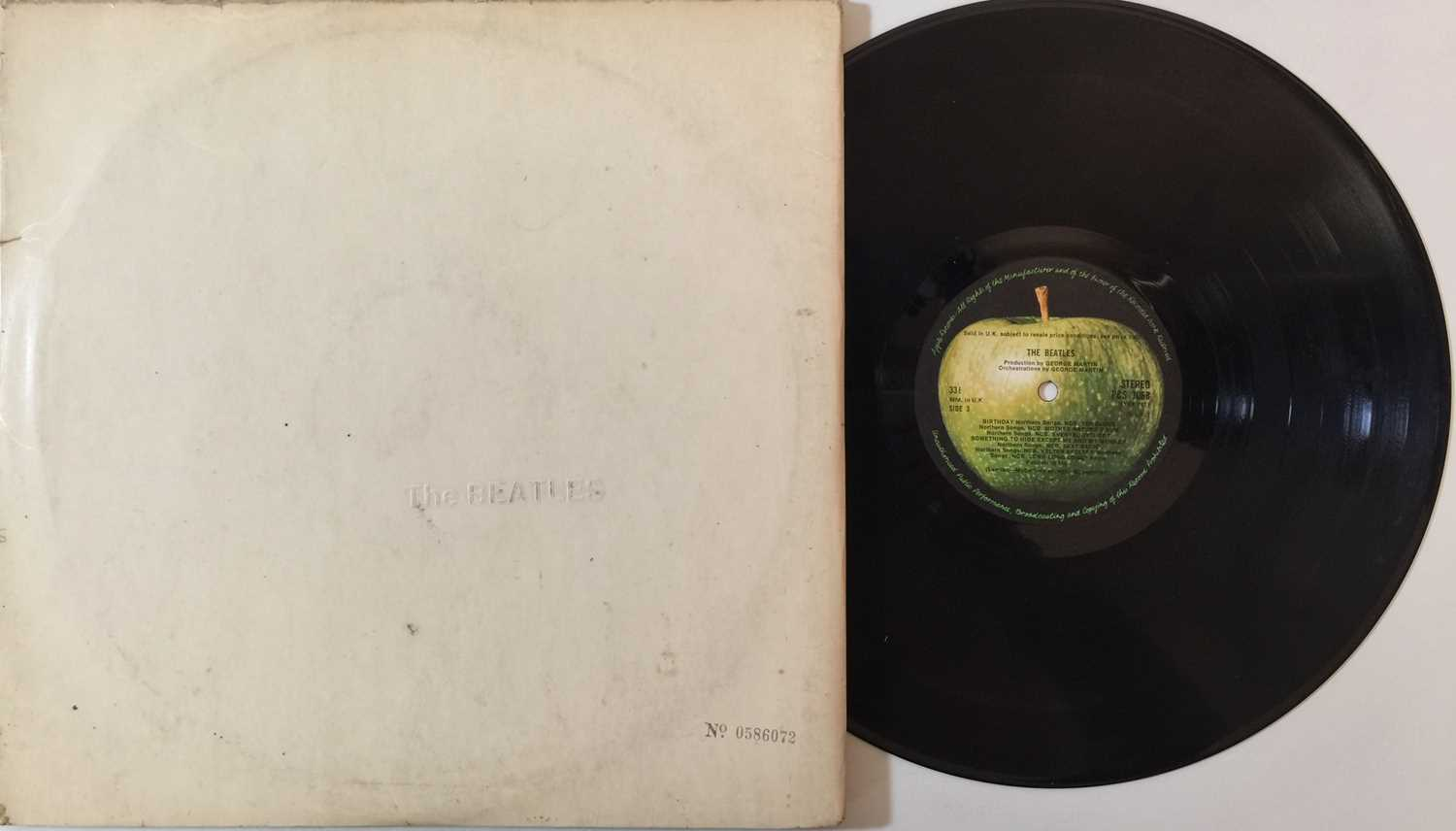 THE BEATLES - 60s UK LPs - Image 3 of 3