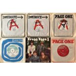 "60s UK ROCK/ POP./ BEAT - 7"" RARITIES INC PROMOS"