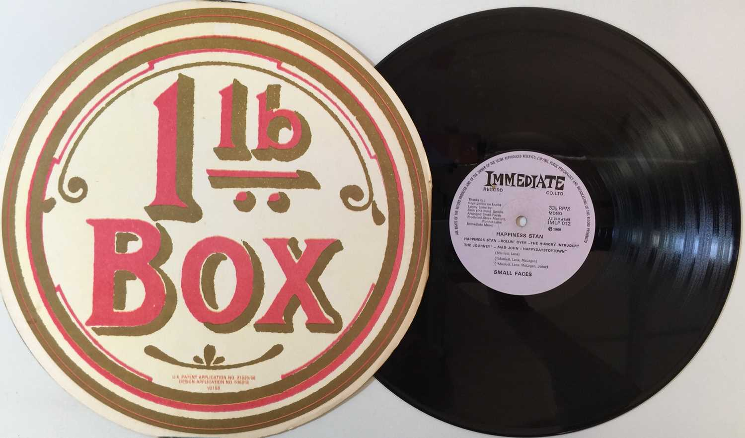 SMALL FACES - ORIGINAL UK LPs - Image 4 of 4