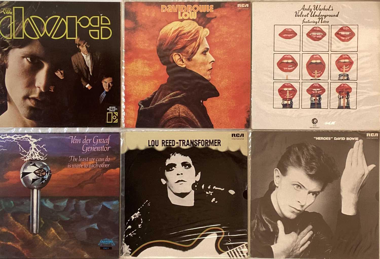 CLASSIC/ PROG/ FOLK - ROCK LPs