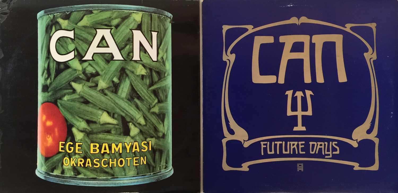 CAN - FUTURE DAYS/ EGE BAMYASI - LP RARITIES