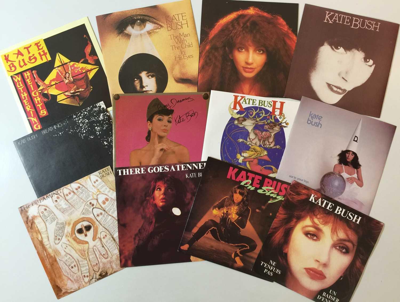 "KATE BUSH - THE SINGLE FILE 1978 ~ 1983 7"" BOX SET (KBS 1) - Image 2 of 5"