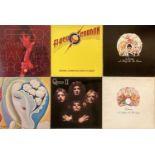 ROCK/ GUITAR GREATS - LPs