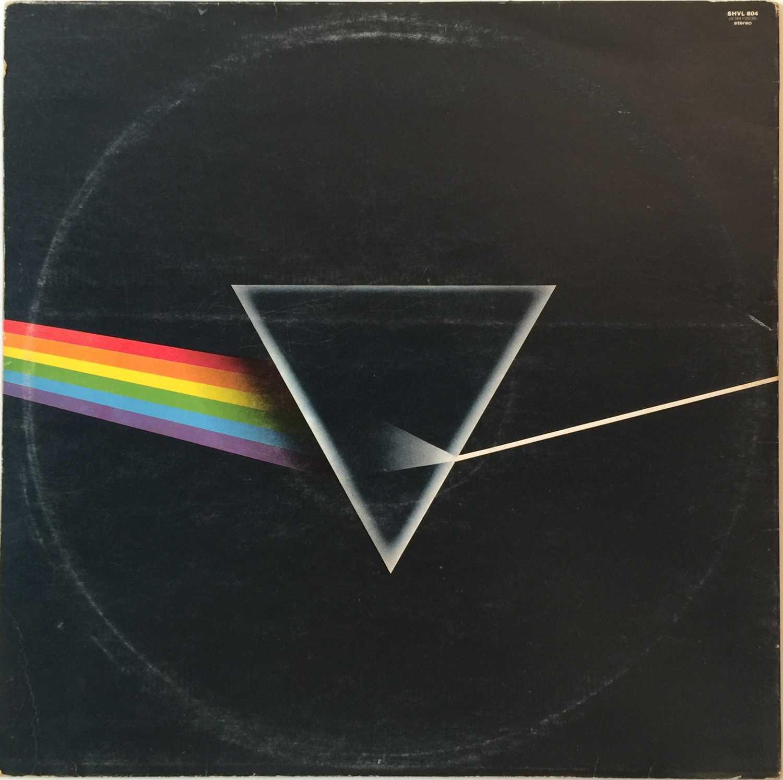 PINK FLOYD - THE DARK SIDE OF THE MOON LP (1ST UK 'SOLID BLUE' PRESSING- EMI HARVEST SHVL 804) - Image 3 of 6