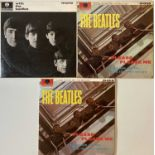 THE BEATLES - PLEASE PLEASE ME/WITH THE BEATLES