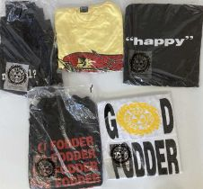 NED'S ATOMIC DUSTBIN - T-SHIRTS INC SOME SEALED.