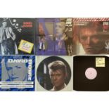 "DAVID BOWIE - 12""/SHAPED DISC COLLECTION PLUS CD BOX SET"