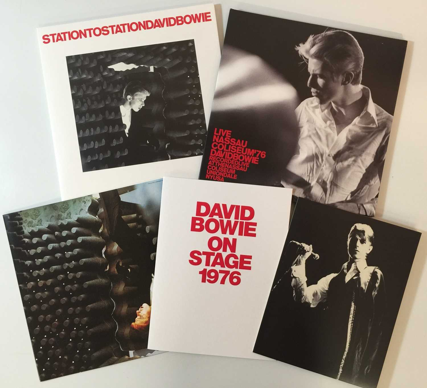 DAVID BOWIE - STATION TO STATION - DELUXE LP/ CD BOX-SET(BOWSTSD2010) - Image 3 of 5
