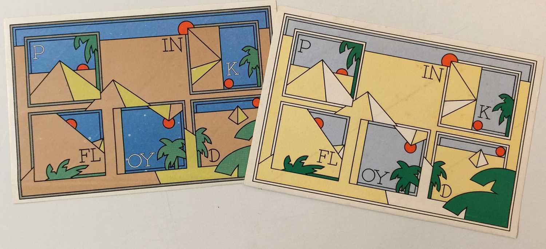 PINK FLOYD - THE DARK SIDE OF THE MOON LP (1ST UK 'SOLID BLUE' PRESSING- EMI HARVEST SHVL 804) - Image 6 of 6