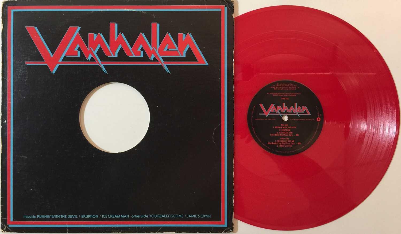 """FOLK-ROCK/CLASSIC/HEAVY - LPs/12"""" (WITH VAN HALEN RARITY! - Image 4 of 5"""