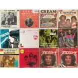 """CREAM AND RELATED - OVERSEAS 7"""" COLLECTION"""
