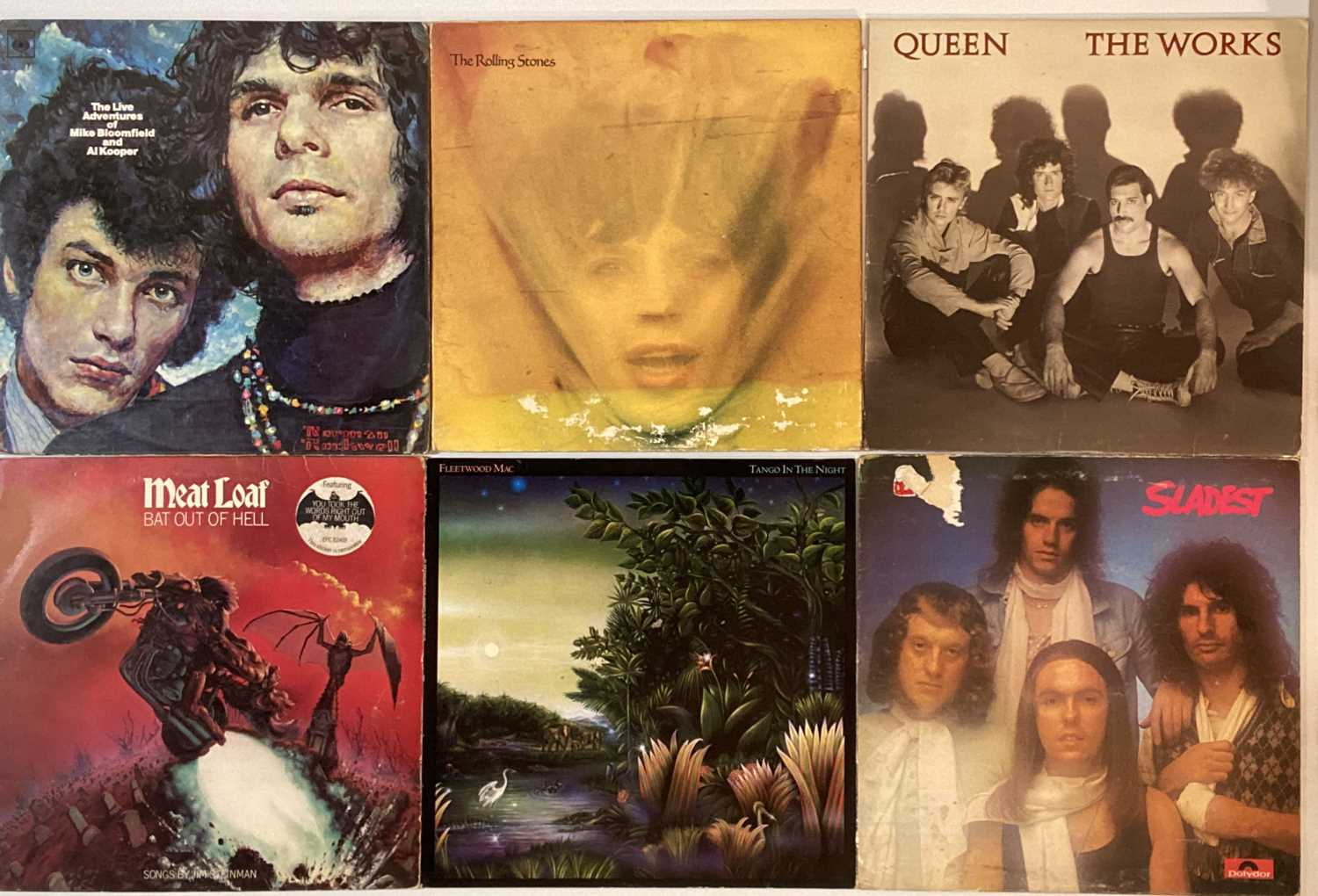 """CLASSIC ROCK AND POP - LPS AND 7"""". - Image 2 of 5"""