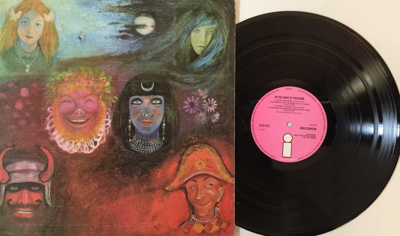 KING CRIMSON/MAGNA CARTA - ORIGINAL UK LPs - Image 3 of 4