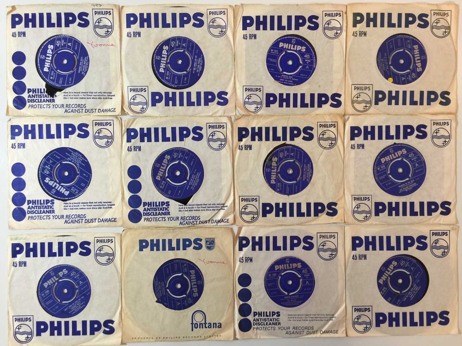 """PHILIPS - 7"""" ARCHIVE COLLECTION"""