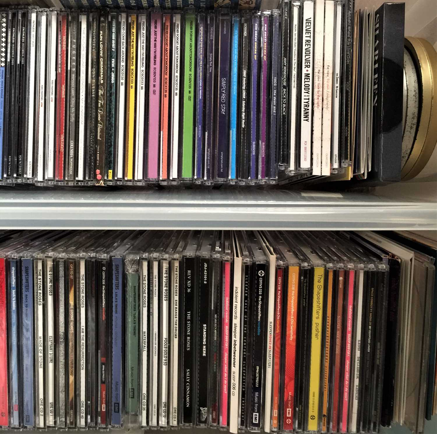 CD SINGLES - LARGE COLLECTION - Image 4 of 15