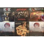 HEAVY/ CLASSIC/ BLUES ROCK - NEW & SEALED LPs