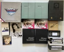 PROMOTIONAL VHS / PROMOTIONAL AND SIGNED ITEMS INC DEF JAM.