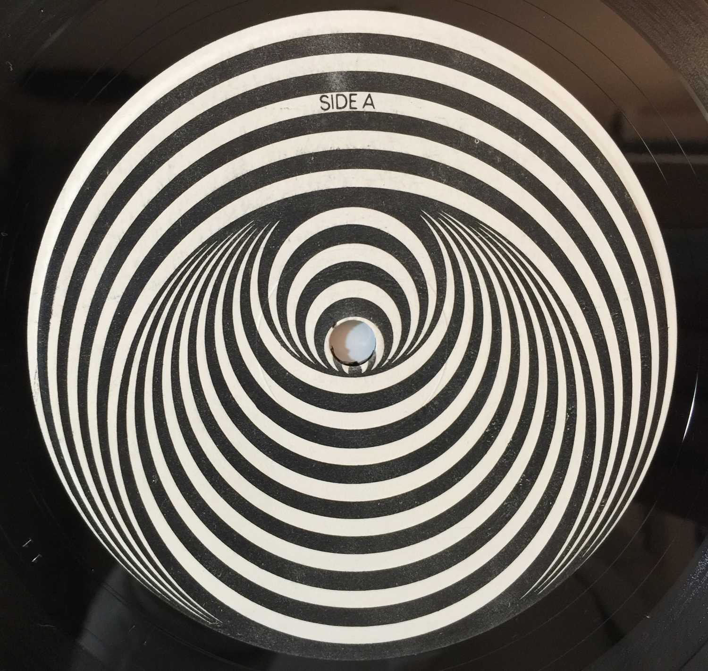 RAMASES - SPACE HYMNS SIGNED LP (UK VERTIGO SWIRL - 6360 046) - Image 5 of 6