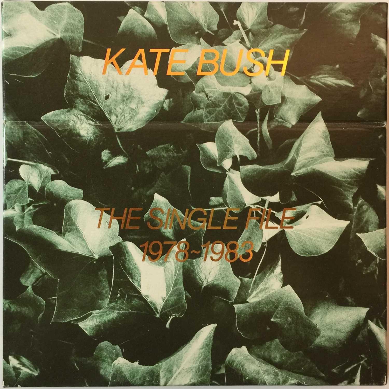 "KATE BUSH - THE SINGLE FILE 1978 ~ 1983 7"" BOX SET (KBS 1)"