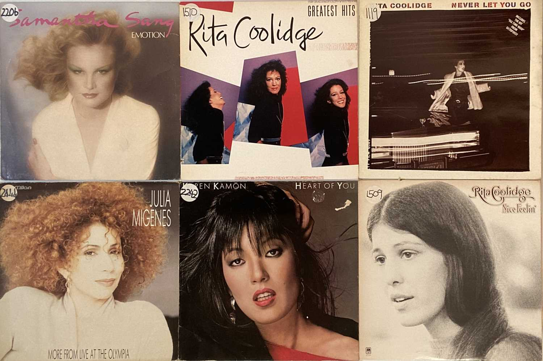 POP/ ROCK - FEMALE ARTIST LPs - Image 6 of 6
