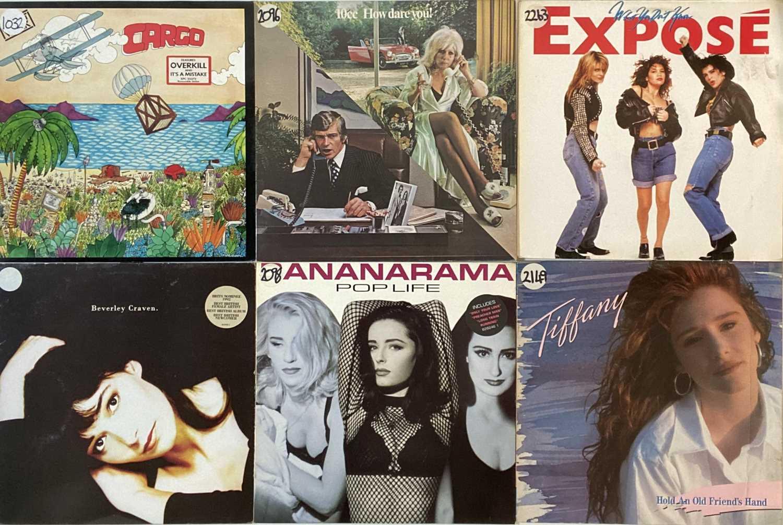 POP/ ROCK - 70s/ 80s/ 90s - LPs - Image 4 of 6
