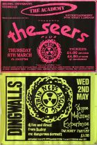 NED'S ATOMIC DUSTBIN - CONCERT POSTERS.