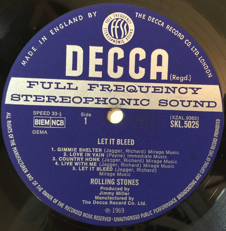 THE ROLLING STONES - LET IT BLEED LP (COMPLETE ORIGINAL UK COPY) - Image 4 of 6