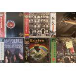 CLASSIC/ PROG ROCK - JAPANESE LPs