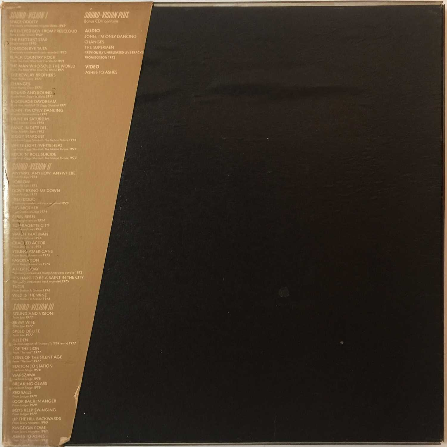 DAVID BOWIE - LIMITED EDITION CD BOX SET RELEASES - Image 6 of 8