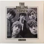 THE ROLLING STONES - THE ROLLING STONES IN MONO LP BOX SET (2016 ABKCO RELEASE - 018771834519)