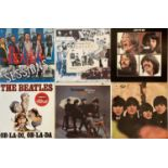 THE BEATLES AND RELATED - LPs