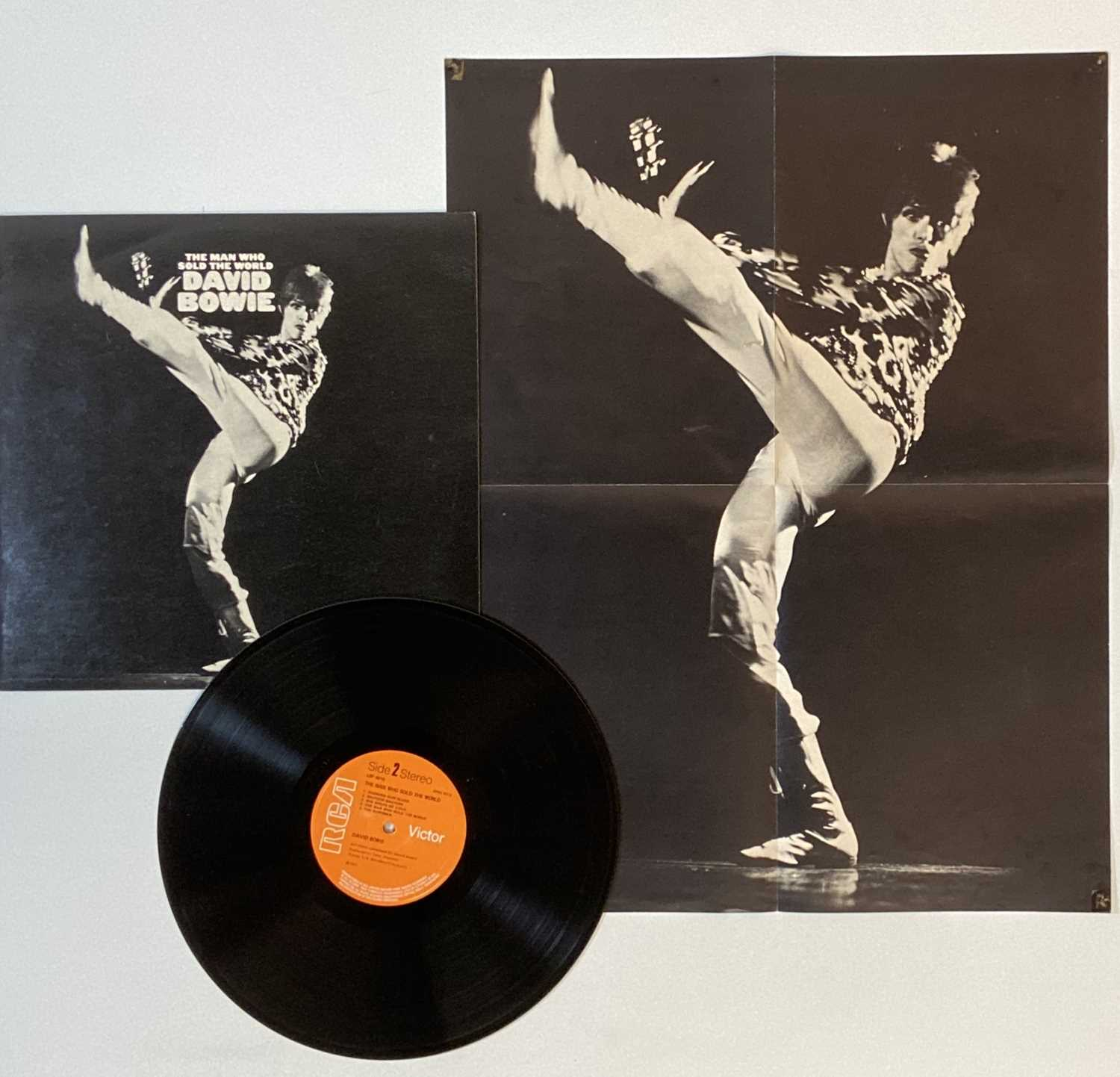 DAVID BOWIE - UK PRESSING LP COLLECTION - Image 5 of 7