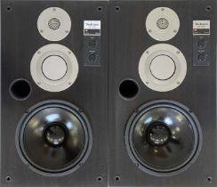 TECHNICS SB-X500 SPEAKERS.
