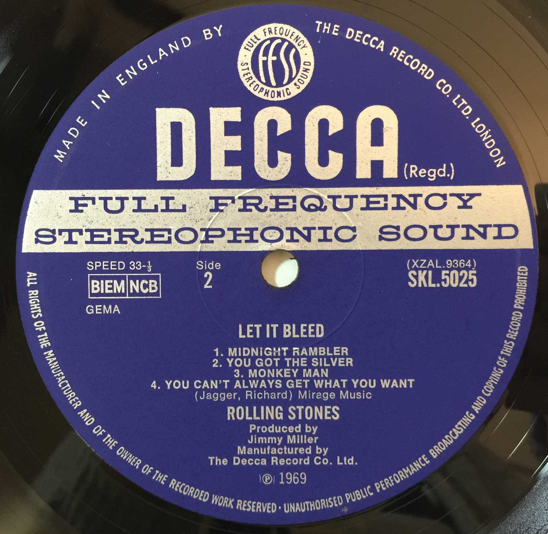 THE ROLLING STONES - LET IT BLEED LP (COMPLETE ORIGINAL UK COPY) - Image 5 of 6
