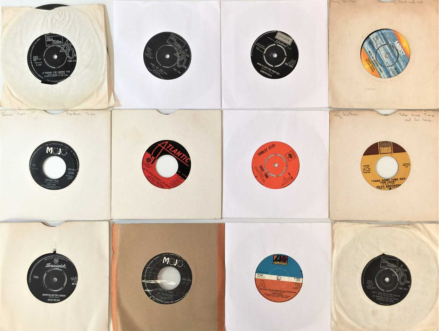 """NORTHERN SOUL - 7"""" COLLECTION"""