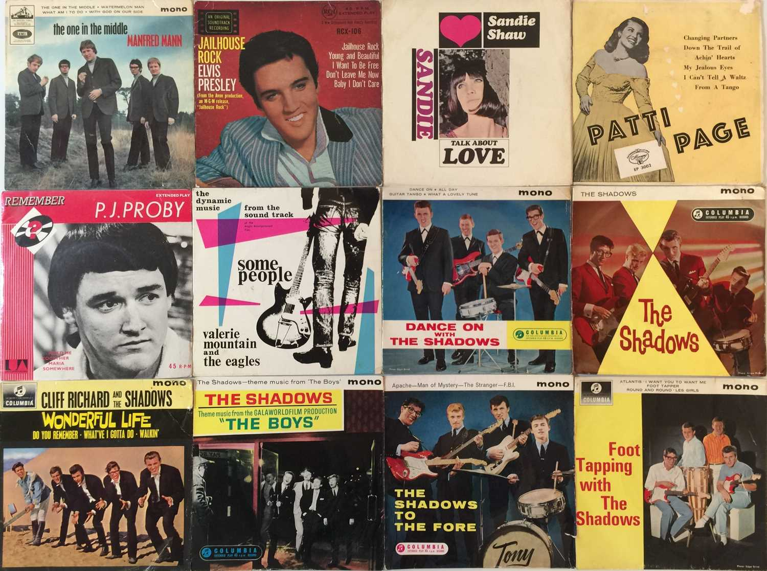 EPs (60s/R&R/RNB) - Image 3 of 3