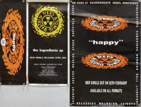 NED'S ATOMIC DUSTBIN - PROMO POSTERS.
