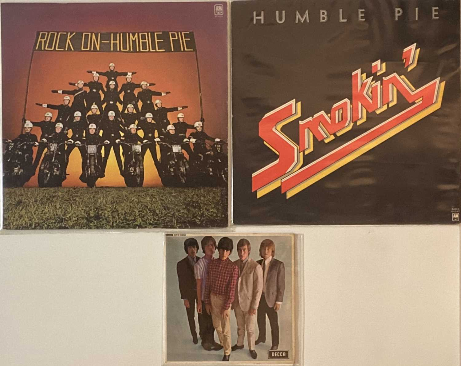 THE ROLLING STONES/ HUMBLE PIE - LPs - Image 2 of 2