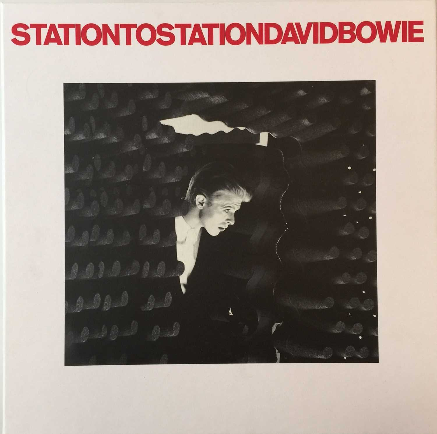 DAVID BOWIE - STATION TO STATION - DELUXE LP/ CD BOX-SET(BOWSTSD2010)