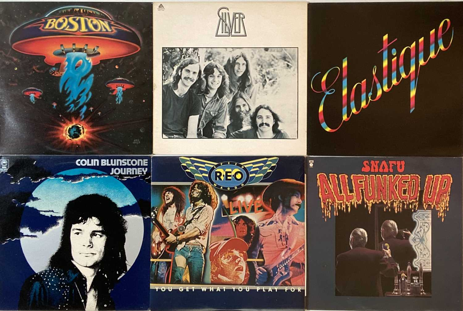 SOFT ROCK/ AOR - LPs - Image 6 of 6