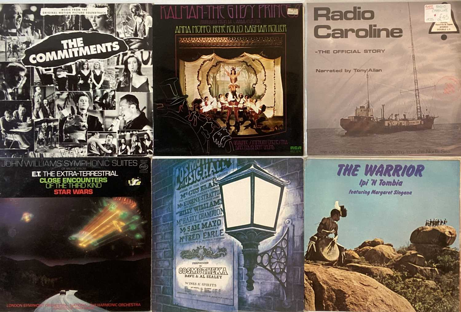 SOUNDTRACKS/ STAGE & SCREEN/ COMEDY/ SPOKEN WORD - LPs - Image 2 of 5